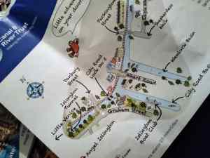 Regents-canal-map